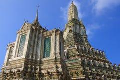 Pagoda del templo del arun del wat Imagenes de archivo