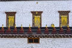 Pagoda del Tibet Fotografie Stock