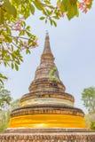 Pagoda del umong Chiang Mai del wat Fotografia Stock