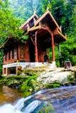 Pagoda dell'acqua Immagine Stock
