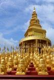 Pagoda dell'oro Immagine Stock