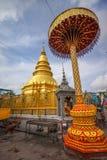 Pagoda dell'oro Immagini Stock