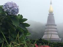 Pagoda della regina immagini stock libere da diritti