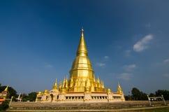 Pagoda della Tailandia Fotografia Stock