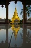 Pagoda della Tailandia Fotografie Stock