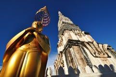 Pagoda della Tailandia di nordest Immagini Stock Libere da Diritti
