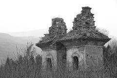 Pagoda delle coppie Fotografia Stock Libera da Diritti