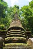Pagoda di Alongkorn Chedi Immagini Stock Libere da Diritti