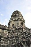 Pagoda di Angkor Wat Fotografie Stock