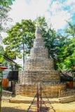Pagoda di bambù Immagini Stock