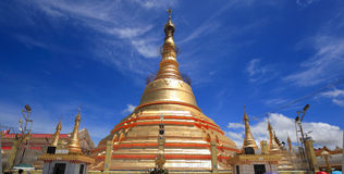 Pagoda di Botataung, Yangon (Rangoon), Myanmar Fotografia Stock Libera da Diritti