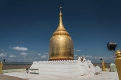 Pagoda di Bupaya, Bagan, Myanmar fotografia stock