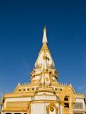 Pagoda di Chaimongkol al ROI et alla provincia Tailandia Immagine Stock Libera da Diritti