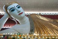 Pagoda di Chauk Htat Gyi Fotografia Stock
