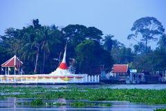Pagoda di inclinazione Immagini Stock
