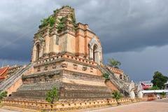 Pagoda di JaedeeLuang Immagine Stock Libera da Diritti