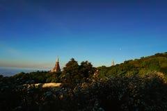 Pagoda di Lerics Immagini Stock Libere da Diritti