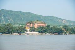 Pagoda di PA Hto Daw Gyi di Mingun a Mandalay immagine stock libera da diritti