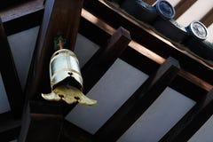 Pagoda di pace nella sosta di Battersea (Londra) Fotografia Stock Libera da Diritti