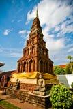 Pagoda di Patumwadee fotografia stock libera da diritti