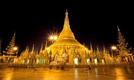Pagoda di Shwedagon Immagine Stock Libera da Diritti
