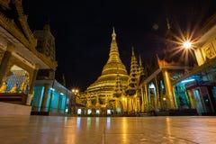 Pagoda di Shwedagon Immagini Stock Libere da Diritti