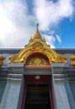 Pagoda di Srinakarin Fotografie Stock Libere da Diritti