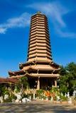 Pagoda di stile cinese Immagine Stock