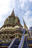 Pagoda di stile cinese Fotografia Stock Libera da Diritti