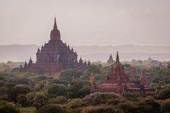 Pagoda di Sulamani Fotografia Stock