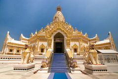 Pagoda di Swe Taw Immagini Stock