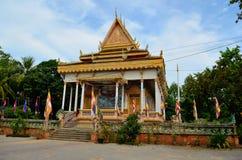 Pagoda di Wat Kesararam Immagini Stock Libere da Diritti