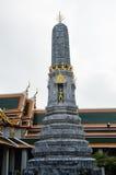 Pagoda di Wat Pho a Bangkok Fotografia Stock Libera da Diritti