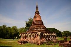 Pagoda do elefante Fotografia de Stock