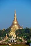 Pagoda do ouro Fotos de Stock