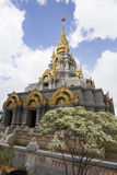 Pagoda of Doi Mae Salong Royalty Free Stock Images