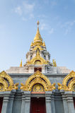 Pagoda, Doi Masalong Royalty Free Stock Photos