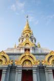 Pagoda, Doi Masalong Royalty Free Stock Photos