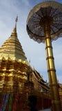 Pagoda Doi Suthep Imagenes de archivo