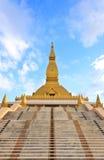 Pagoda dorata Immagine Stock Libera da Diritti