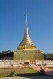 Pagoda dourado Fotografia de Stock Royalty Free