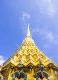 Pagoda dourado Fotos de Stock