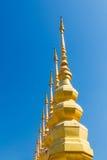 Pagoda dourado Fotos de Stock Royalty Free