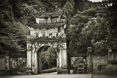 Pagoda du Vietnam Photos libres de droits