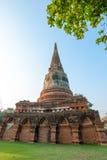 Pagoda e cielo Fotografia Stock