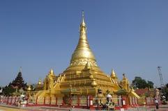 Pagoda Eindawya, Mandalay стоковые изображения rf