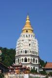 Pagoda em Kek Lok Si, Penang foto de stock