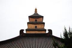 Pagoda en China Imágenes de archivo libres de regalías