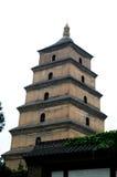 Pagoda en China Imagen de archivo