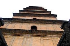 Pagoda en China Fotografía de archivo